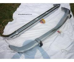 BMW 2002 Short Stainless Steel Bumper