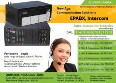 Aura - Panasonic EPABX Dealers - Alappuzha - Pathanamthitta - Kochi