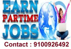 Part time jobs for home makers very simple just typing