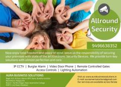 CCTV Palakkad - AURA BUSINESS SOLUTIONS
