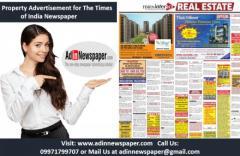 Property Newspaper Ads in Delhi