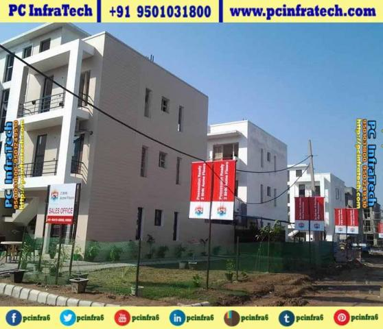 TDI City Sector 110, Plots 250syd Possession Ready Mohali 95O1O318OO