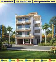 DLF hyde park estate new chandigarh DLF Mullanpur 95O1O318OO