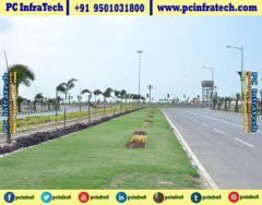 12 marla plot for sale at Gmada IT-city Sector 66B Mohali 95O1O318OO