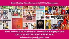 HT City Advertisement Booking Online