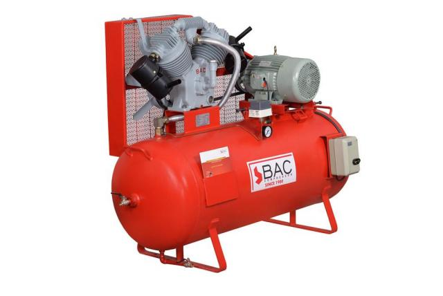 Reciprocating Air Compressor manufacturers in Coimbatore, India - BAC Compressors