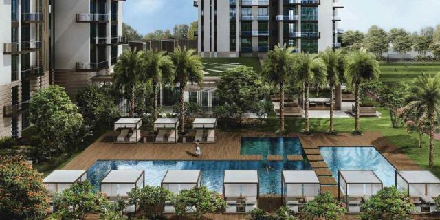 Conscient Elevate: Luxury 4 BHK Apartments in Sector 59