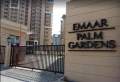 Emaar Palm Gardens – Luxury Ready to move Apartments bang on NH8