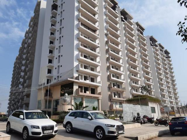 Azea Botanica – Luxury 3 & 4 BHK Apartments in South Lucknow