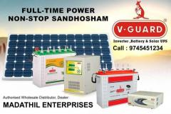 Inverter Dealers in Kollam - Madathil Enterprises