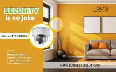 CCTV Kozhikode - Aura Business Solutions