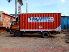Top Rated Packers And Movers Bangalore | Vijay Packers & Logistics