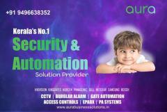 Aura - CCTV, Automation, Security Systems Palakkad